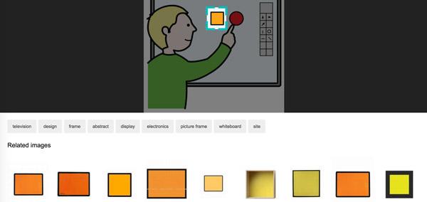Búsqueda de imágenes en Bing