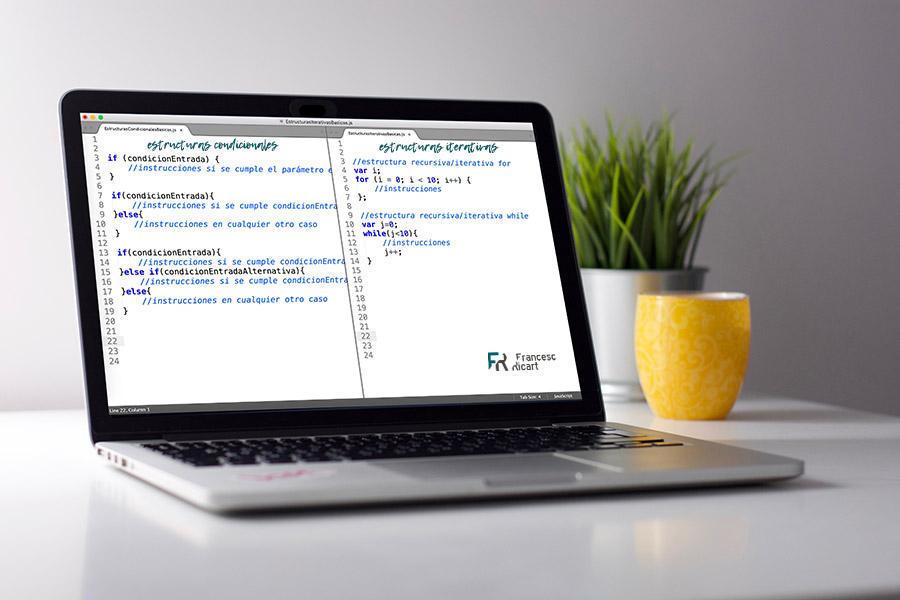 Introducción a la lógica de programación: if y for 2