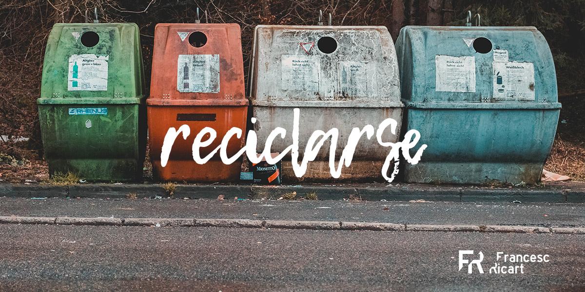Reciclarse 1