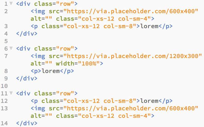 html con bootstrap