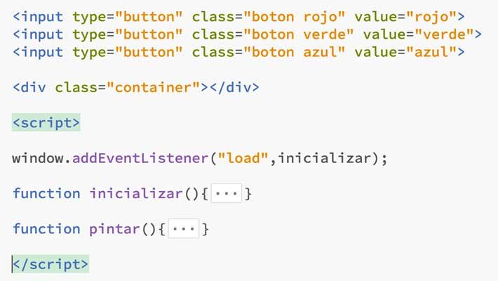 código final ejemplo this