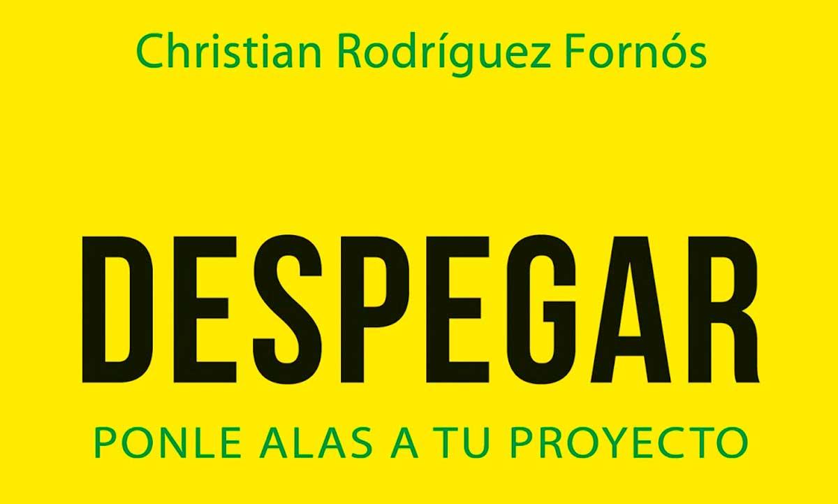 Despegar con Christian Rodríguez Fornós. Su paso por el BizBarcelona 2018 2