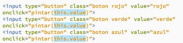 "Instrucción ""this"" de Javascript explicada paso a paso 2"