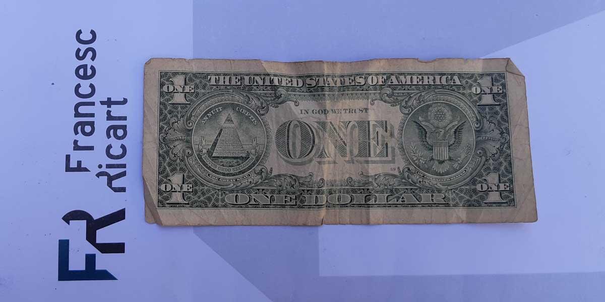 dólar de la suerte