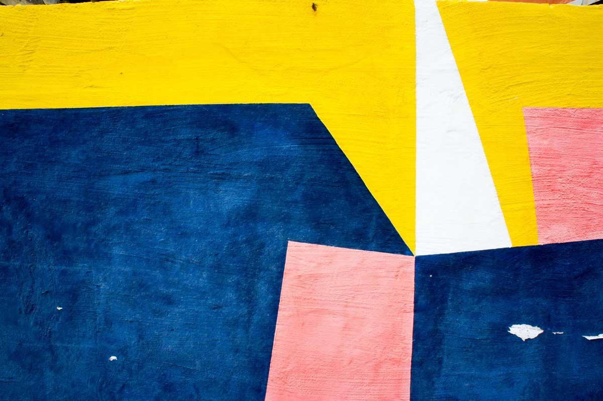 muro abstracto