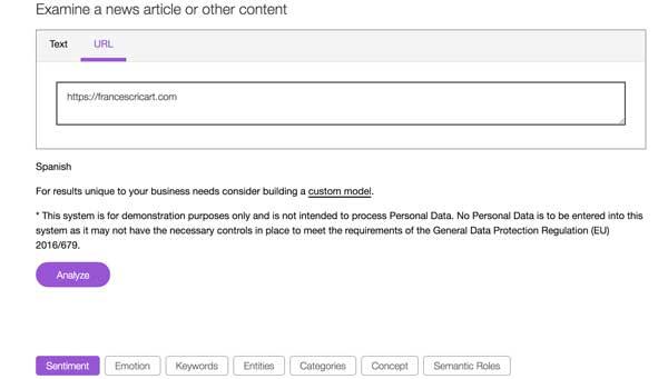 Herramientas de la inteligencia artificial de IBM útiles para implementadores web 3