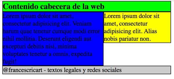web fácil con html5 y css