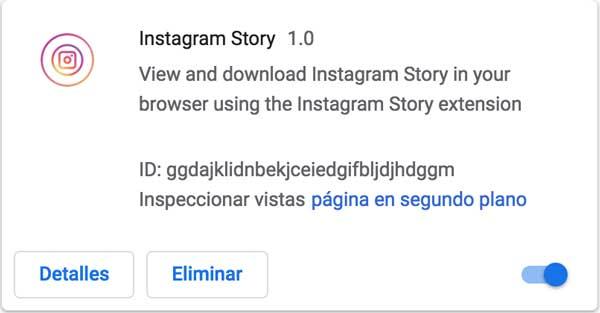 Como descargar stories e imágenes de instagram 1