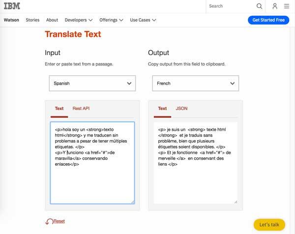 Herramientas de la inteligencia artificial de IBM útiles para implementadores web 1