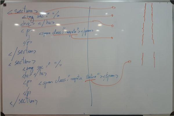 Enunciado ejercicio selectores CSS