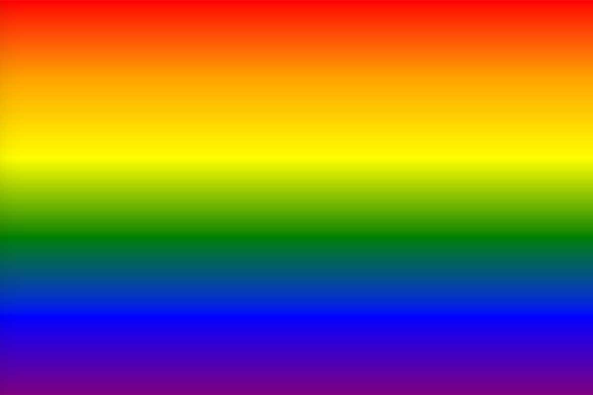 bandera multicolor con css