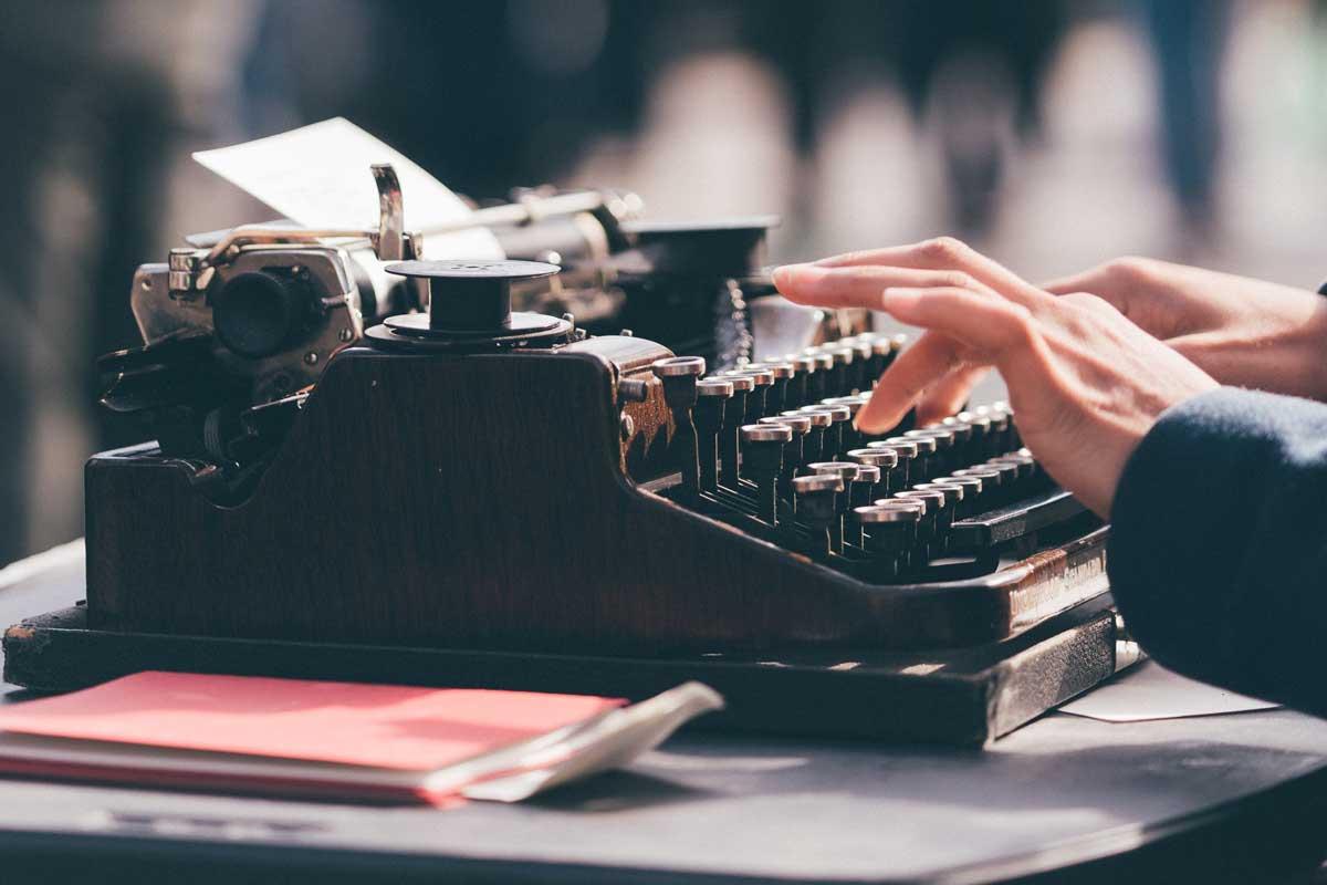 Sentirse blogger por primera vez 1