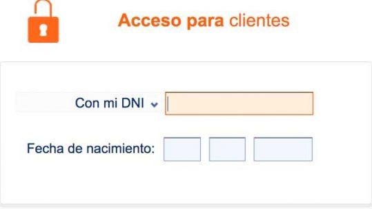 Ejemplo de formulario con envío automático de datos