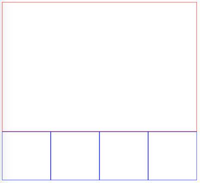 html y css galería de imágenes de producto