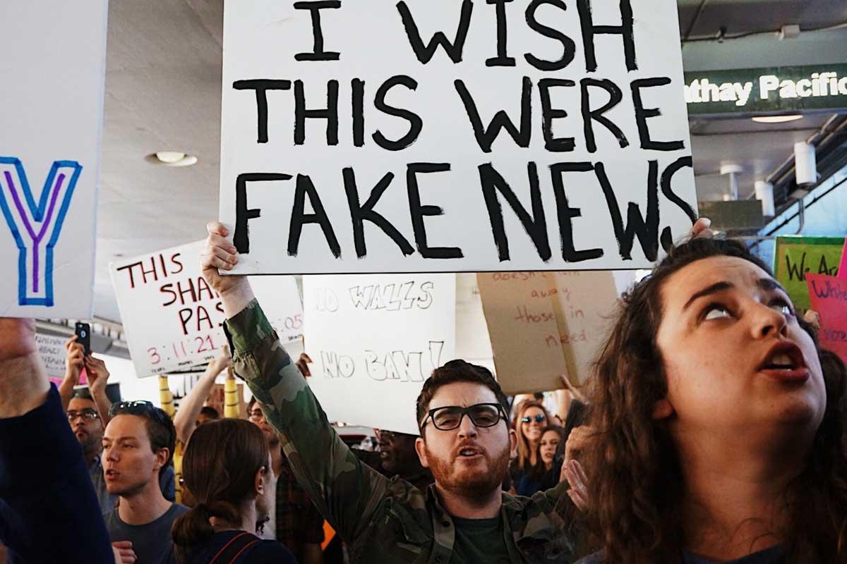 Es cierto porqué lo pone en google: fake news 3