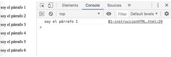 Consultar, modificar, insertar, eliminar el html de un nodo web con jQuery 2