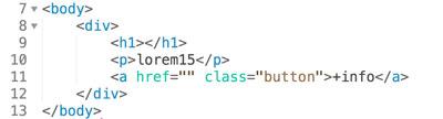 ejemplo de html bien tabulado