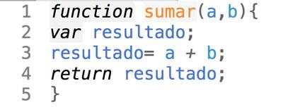 ejemplo de javascript mal tabulado