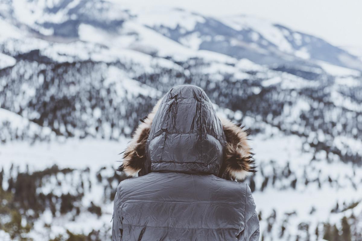 parar para disfrutar el paisaje