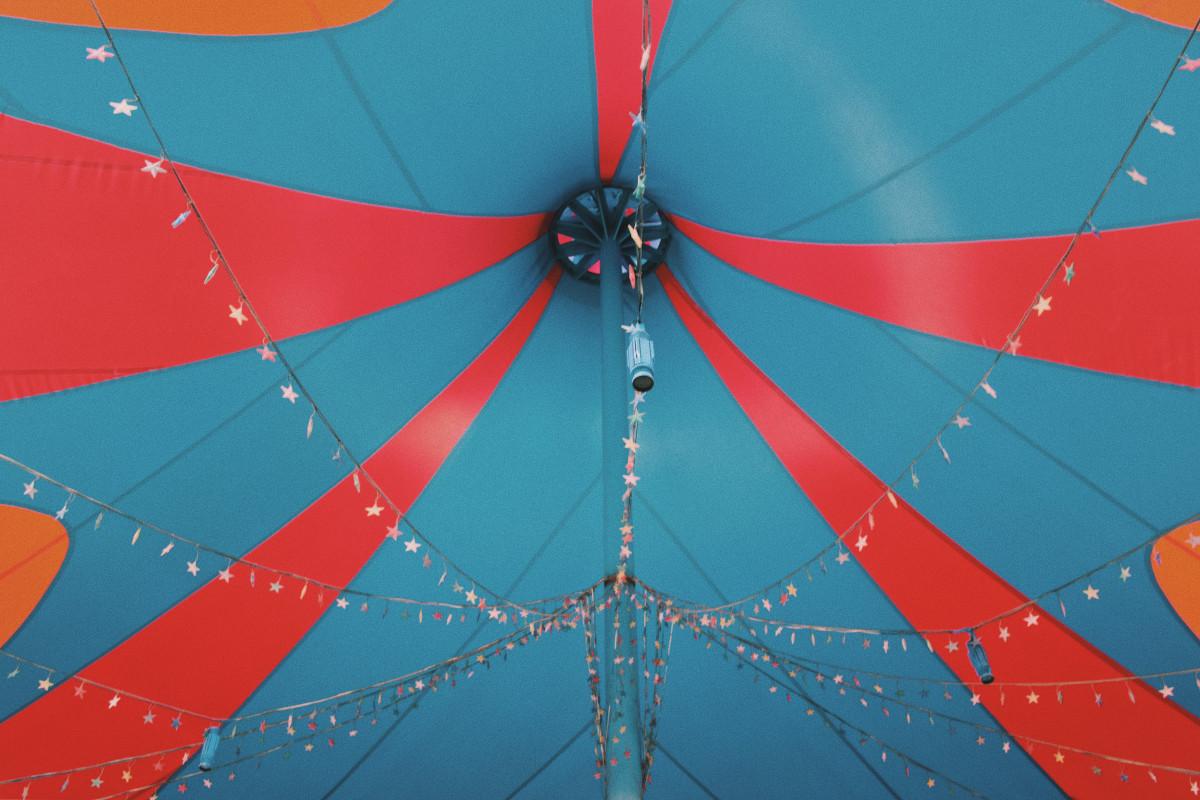 Los artistas de circo que aplicaban la taquilla inversa de maravilla 2