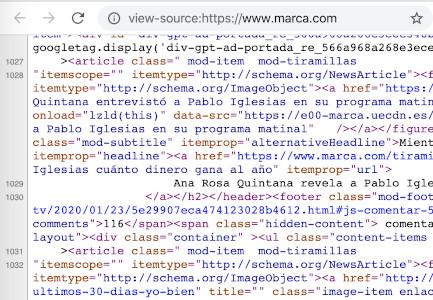 Embellecer código html, css o javascript para entenderlo mejor 1