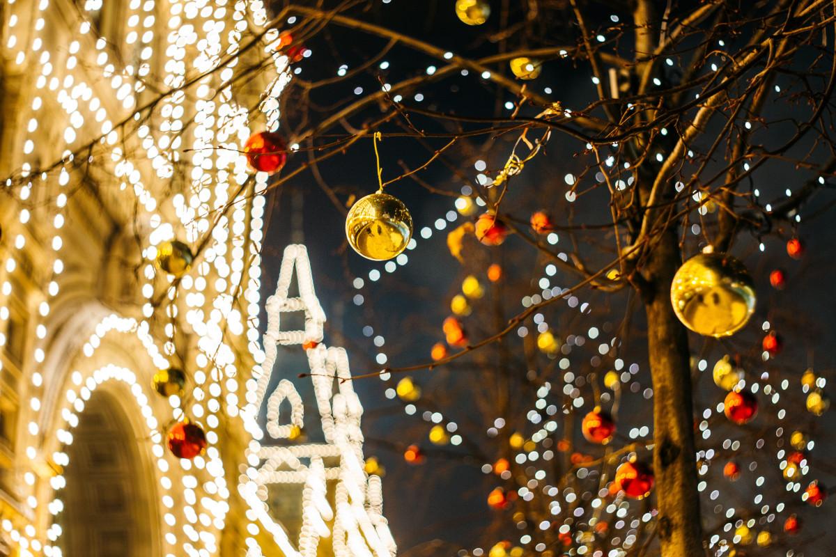 El balcón más luminoso por navidad 2