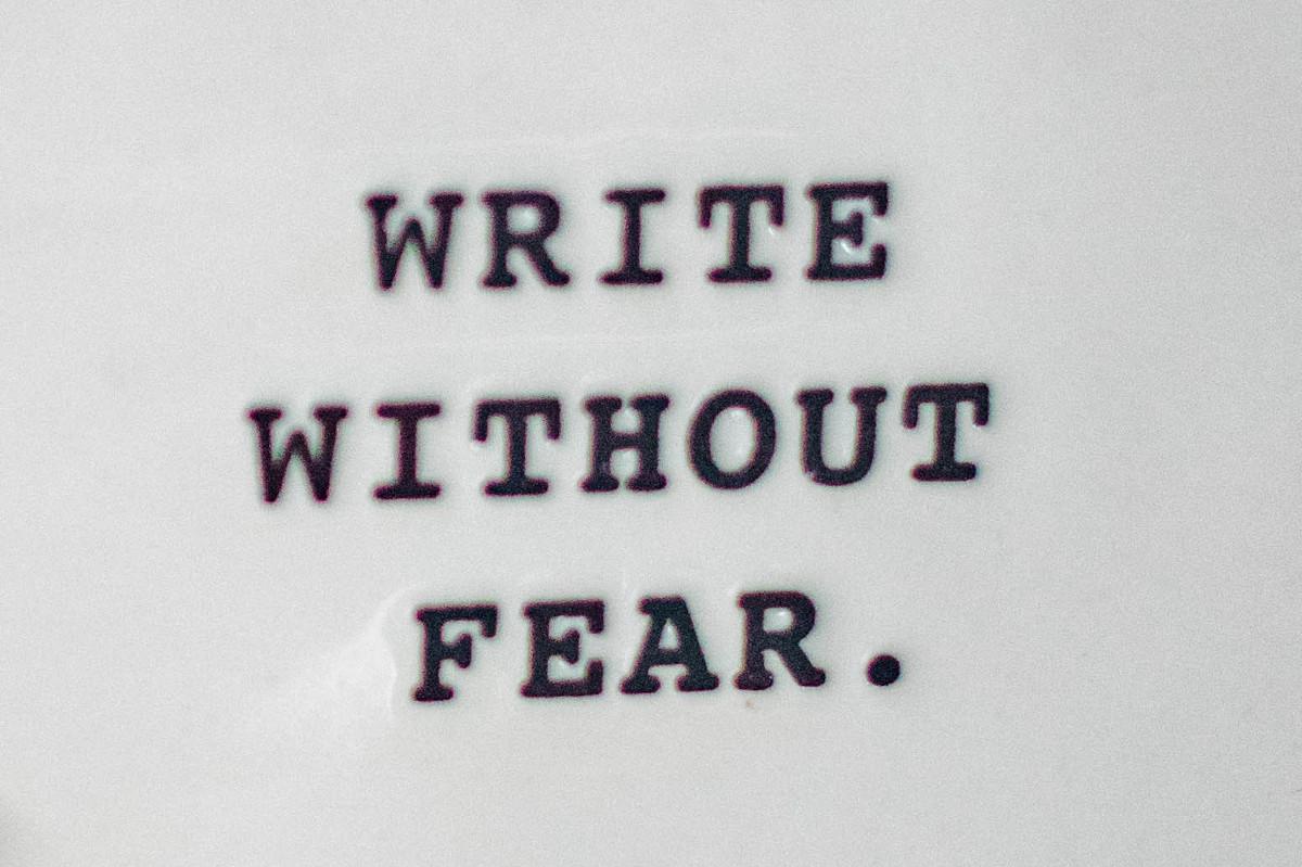Escribir en el blog es para mí un sistema de trabajo 2