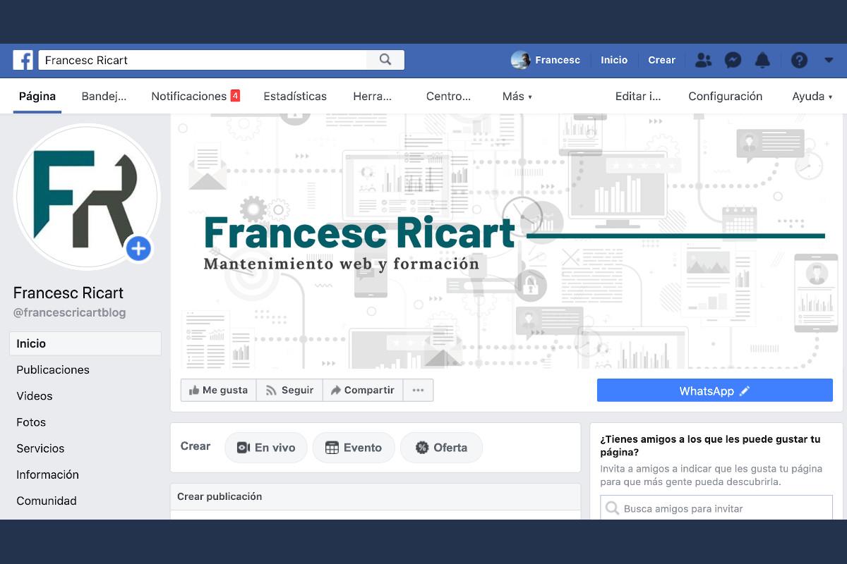¿Por qué decido revitalizar mi perfil de empresa en Facebook? 5