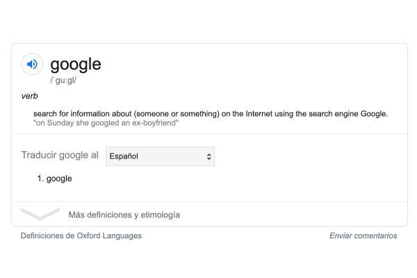 definicion-google