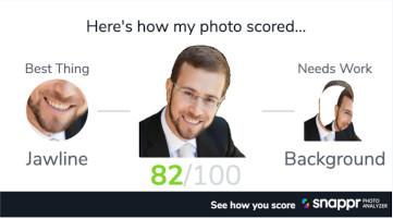 Snappr, una herramienta para auditar tu foto de perfil en Linkedin 1