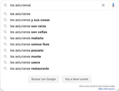 Resultados divertidos en Google Instant 5